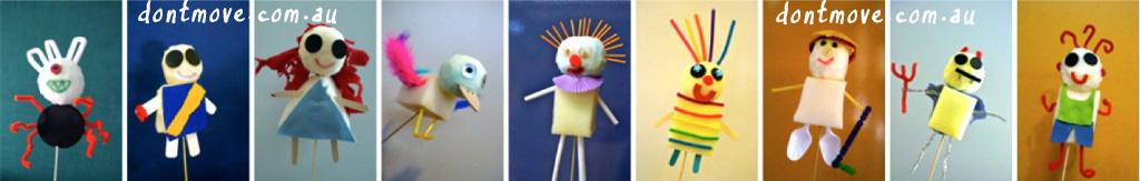 Workshop Puppets