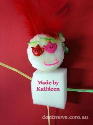 1 Kathleen