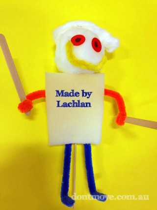 1 Lachlan