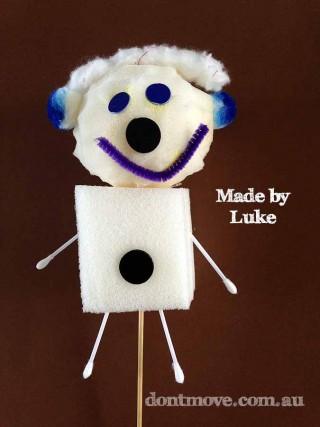 1 Luke