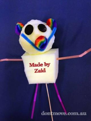 1 Zaid