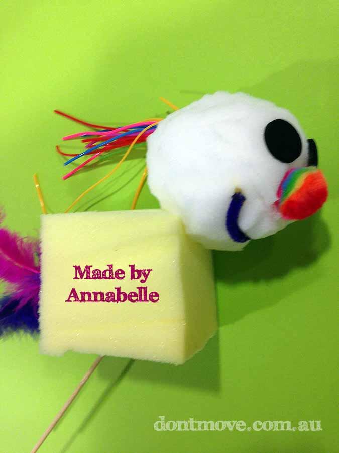 3 Annabelle