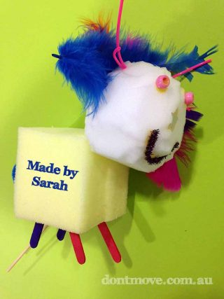 3 Sarah