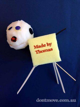 1 Thomas