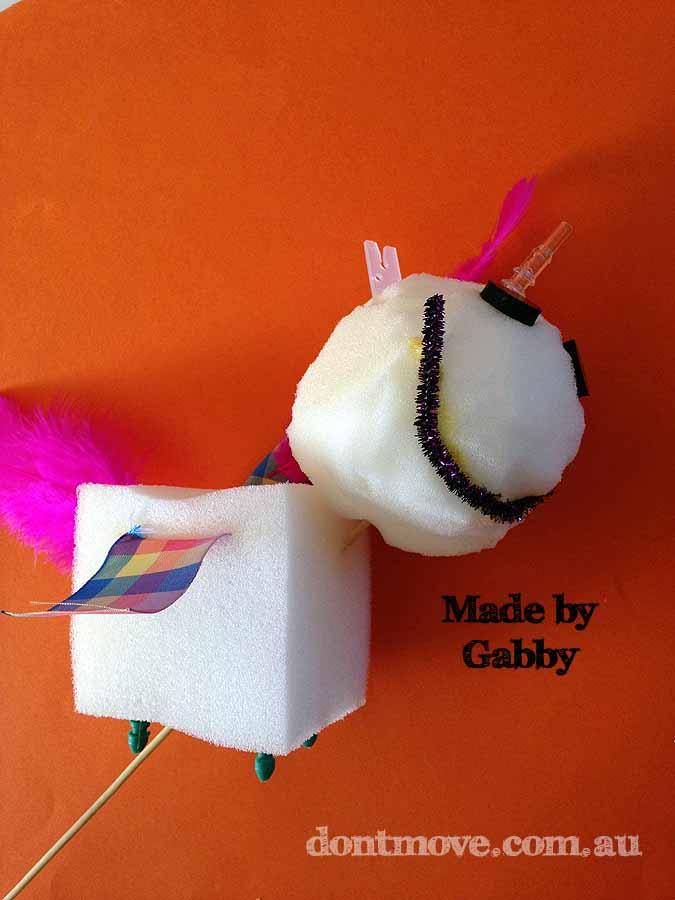 2 Gabby