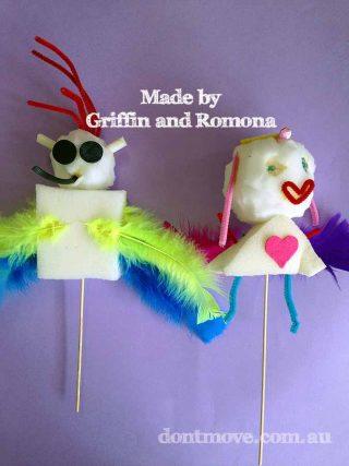 2 Griffin & Romona