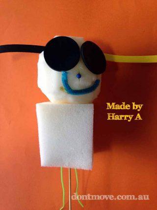 2 Harry A