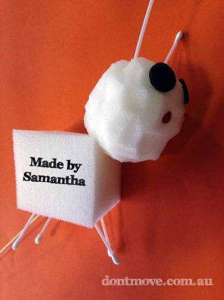 2 Samantha