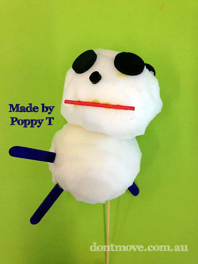 3 Poppy T